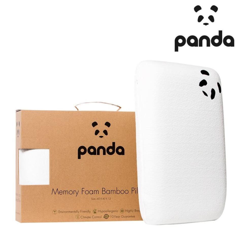 英國 Panda 甜夢成人枕|熊貓枕|記憶枕