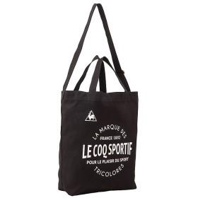 le coq sportif ルコックスポルティフ キャンバス2WAYトートバッグ QMANJA30