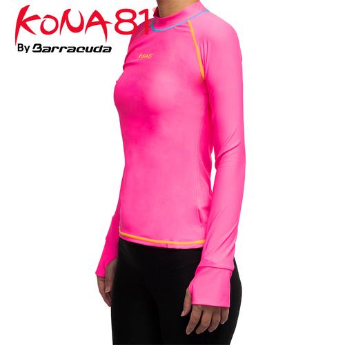 酷吶81 KONA81-女用抗UV防曬水母衣