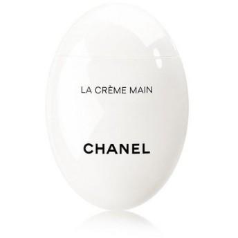 シャネル ハンドクリーム 正規プレゼント包装 正規ラッピング無料 ラ クレーム マン ギフト包装 50ml CHANEL LA CREME MAIN コスメ クリーム