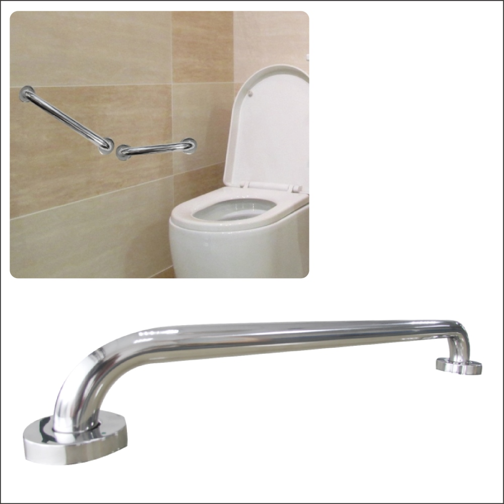 感恩使者 浴室扶手 ZHCN1742 (60cm不鏽鋼安全扶手)