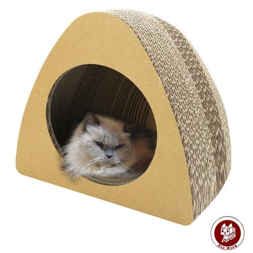 box meow 瓦楞貓屋-喵咪基地 (cs017)