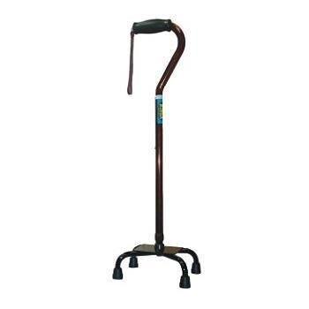 四腳鋁拐 5620 (小,單支) 光星NOVA 醫療用手杖、拐杖