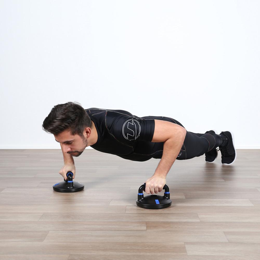 杰威通路ultrasport 台灣製兩用伏地挺身輔助器 平衡訓練器 可變形