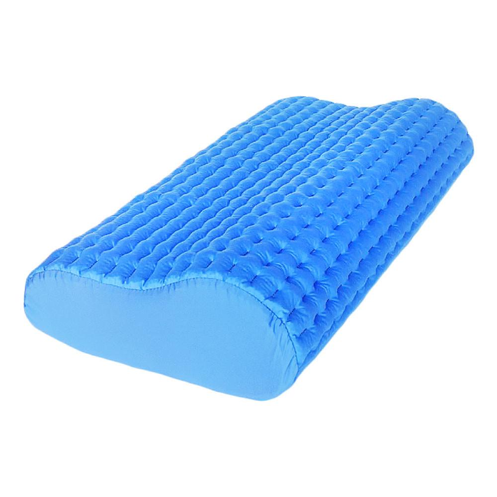 來而康 惠生 hs-8637 晶體凝膠枕頭 減壓 舒適 (s/m/l號)