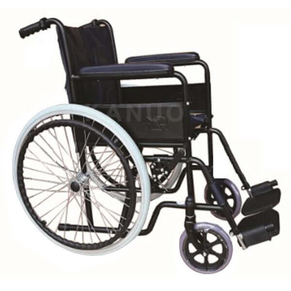 富士康鐵製輪椅 fzk-105 烤漆單煞 喬奕機械式輪椅