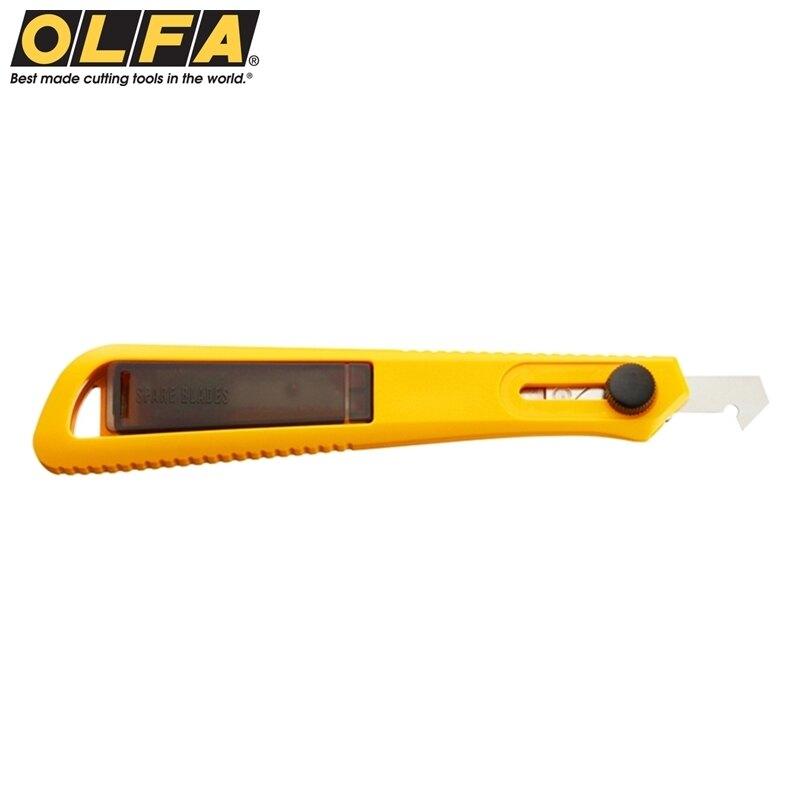 耀您館★日本OLFA壓克力刀PC-S壓克力切割刀 膠板切割刀 壓克力DIY 日本OLFA正品工具塑膠薄板切割刀 壓克力櫥窗製作