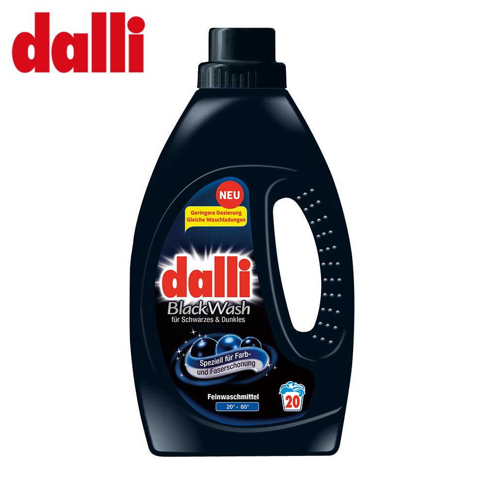 德國Dalli深色及毛料衣物洗衣精1.1L