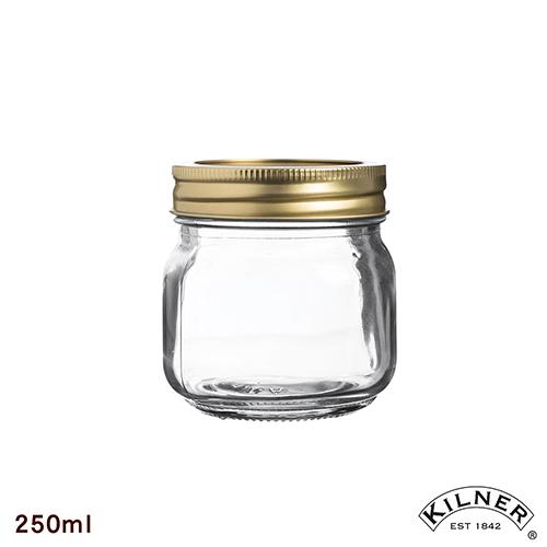 【KILNER】經典款貯存罐 0.25L