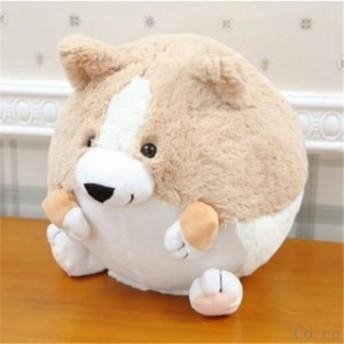 抱き枕 コーギー 犬 50cm 彼女 お誕生日 女の子 子供 ご挨拶に 可愛い ふわふわ 動物 おもちゃ 恋人 ぬいぐるみ 添い寝 贈り物 ギフト 祝