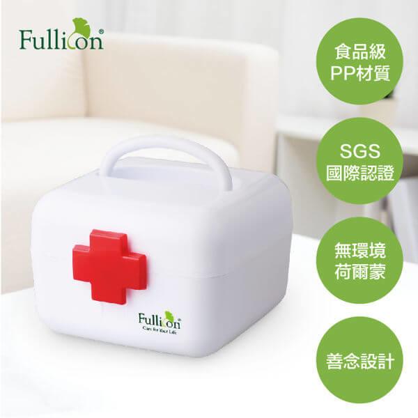 fullicon護立康 3公升萬用醫藥急救箱 (小) fb002