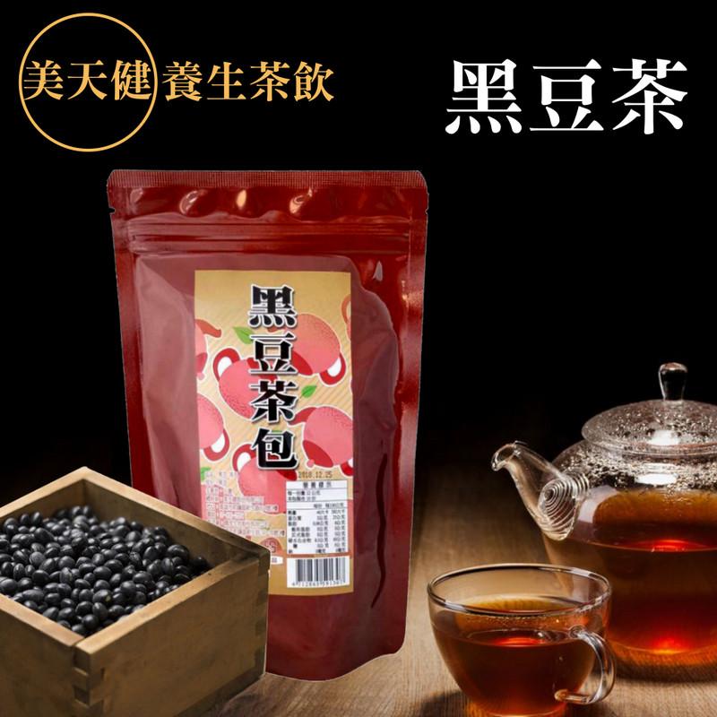 美天健養生黑豆茶包