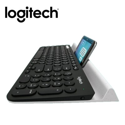 [富廉網] 羅技 Logitech K780 跨平台藍牙鍵盤