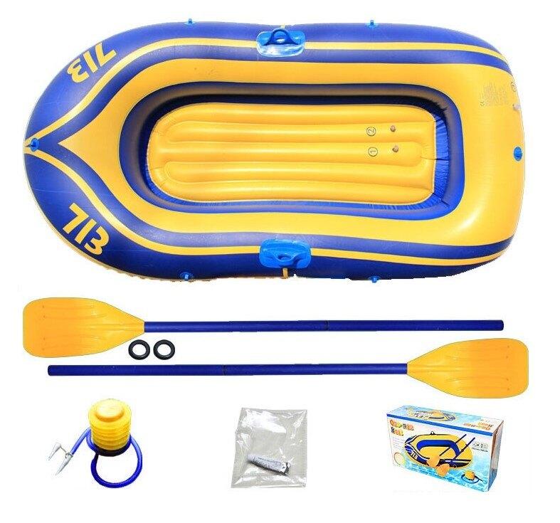 2019 酷夏消暑玩水游泳必備 雙人用釣魚船/充氣船/橡皮船/橡皮艇/竹筏/漁船/汽艇