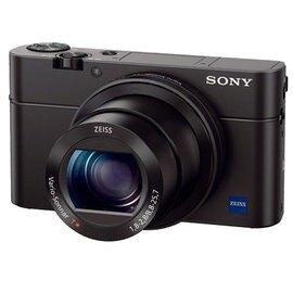 限量贈電池+32G高速卡+座充+保護貼+吹球清潔組 SONY RX100III DSC-RX100M3 數位相機 公司貨