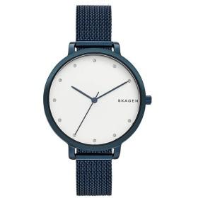 【3年保証】 スカーゲン SKAGEN 腕時計 レディースメッシュ ブルー SKW2579 ポイント消化