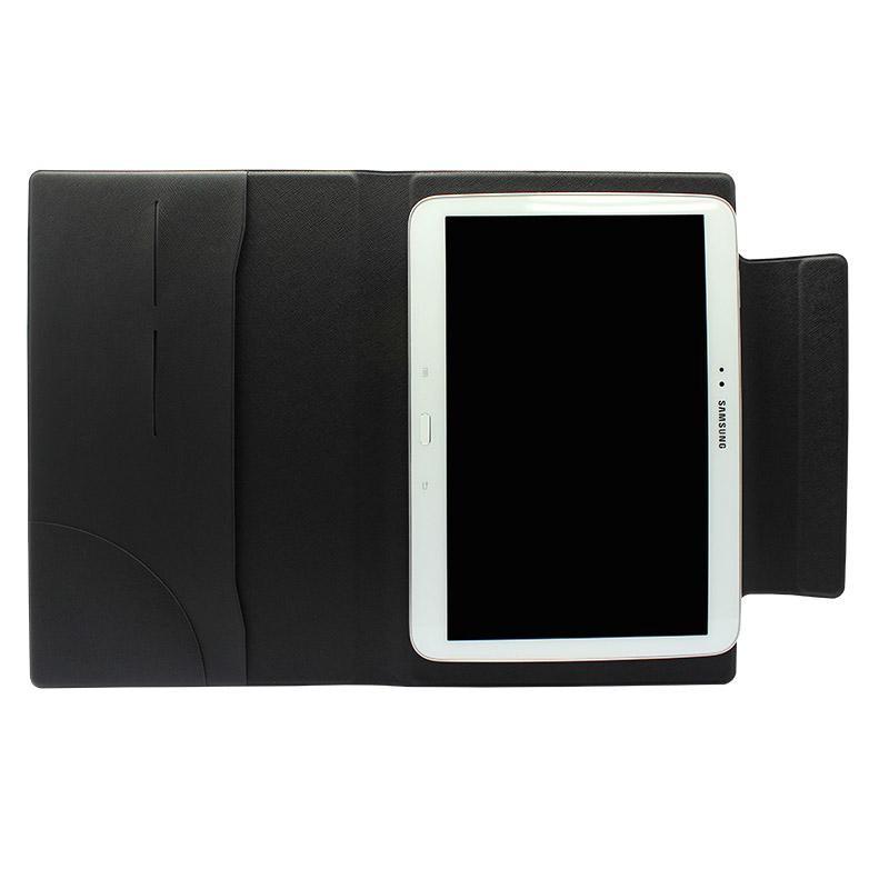 fenice超薄型黏貼式8吋平板電腦共用保護皮套(深藍)
