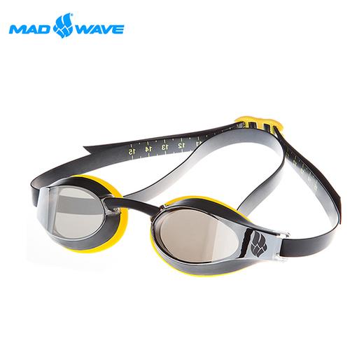 俄羅斯MADWAVE成人泳鏡X-LOOK MIRROR