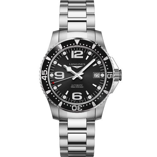 LONGINES浪琴 征服者64小時動力儲存機械錶 L37414566