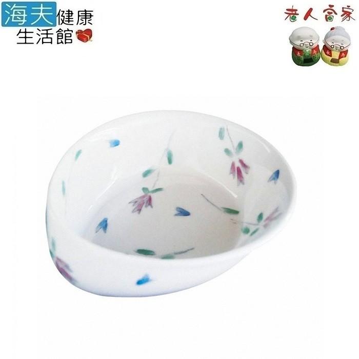 老人當家 海夫東海興業 薰衣草強化瓷盤(深小盤) 日本製