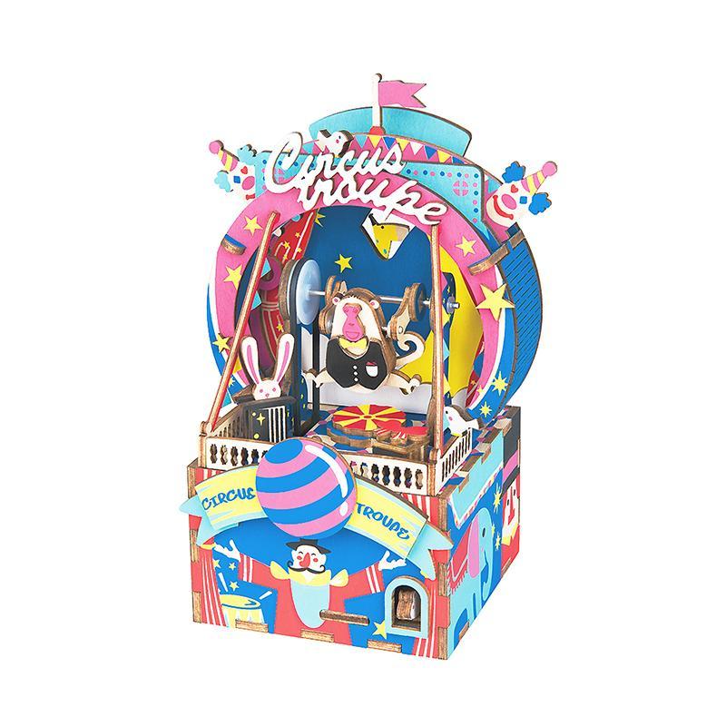 歡樂音樂盒1+1優惠組合 狂歡派對+快樂出航