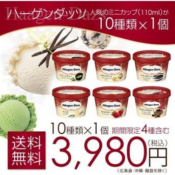 お中元 ギフト アイスクリーム ハーゲンダッツ アイスクリーム ギフト セット10個 アイス