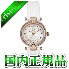 GC ゲスコレクション ジーシー ホワイト 白文字盤 アナログ クオーツ Y18004L1 レディース 腕時計 国内正規品 送料無料
