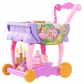 ディズニー 小さなプリンセス ソフィア ダイニングカート ティータイム お茶♪ ワゴン Sofia the First Delightful Dining Cart