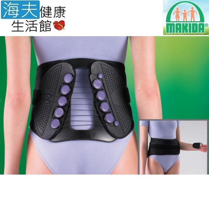 makida軀幹裝具(未滅菌)海夫xmakida滑輪 強力 背架 含背板 (115pc)