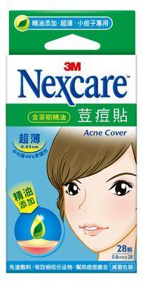 【3M】官方現貨 Nexcare  荳痘貼(滅菌)—茶樹精油 超薄小痘型(ETA028)