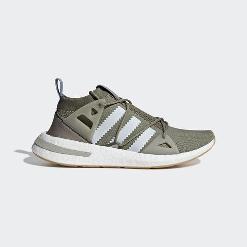 Adidas Originals Arkyn W [B37072] 女鞋 運動 休閒 綠  水藍