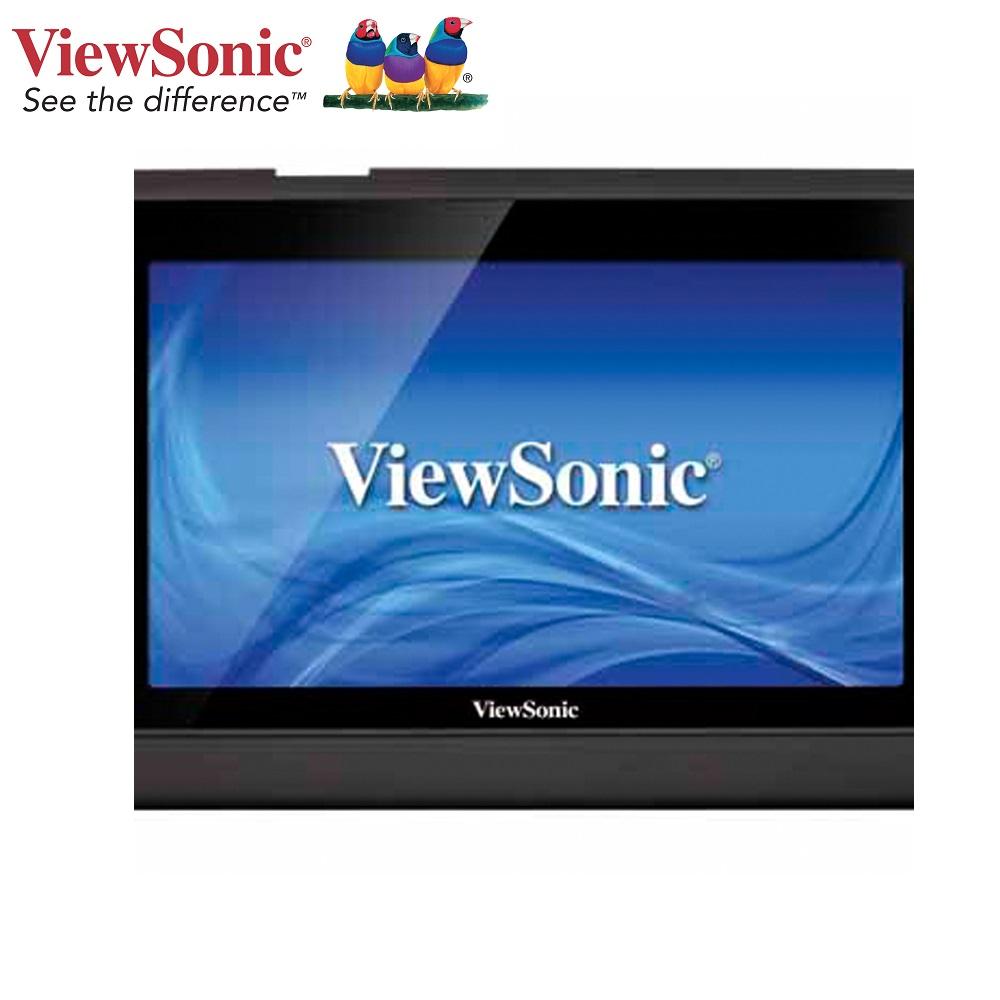 ViewSonic 10.1吋電磁式手寫觸控顯示器PD1010