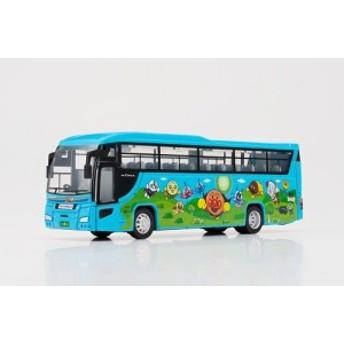 ミニカー ダイヤペット DK-4114 アンパンマン 貸切バス