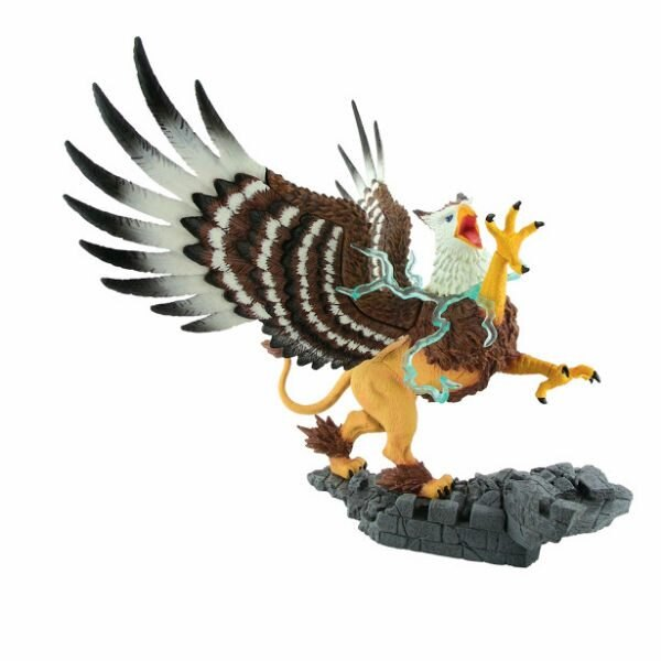 【4D MASTER】26847 立體拼組模型動物系列-獅鷲神獸