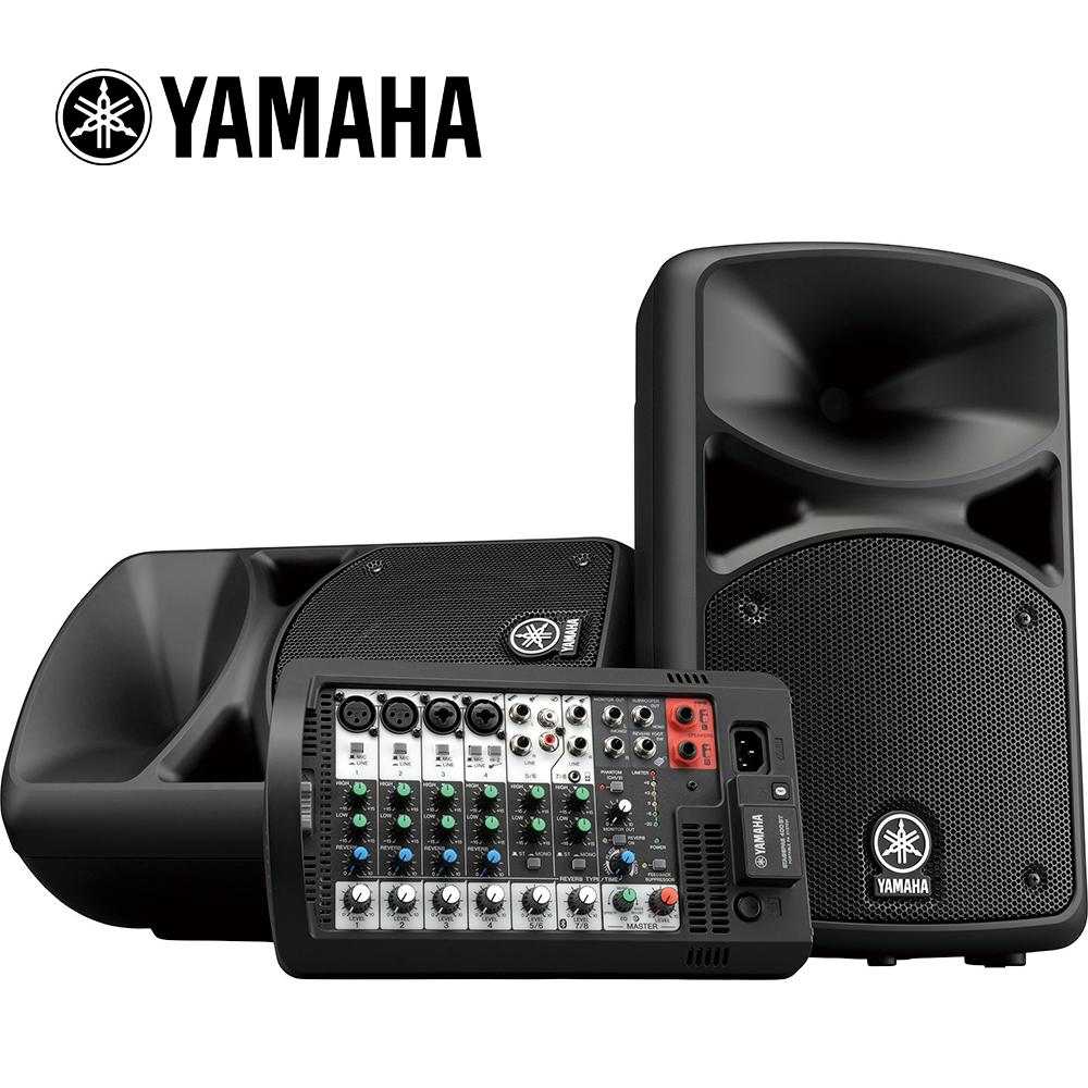 YAMAHA Stagepas 400BT 可攜式 PA 音響系統