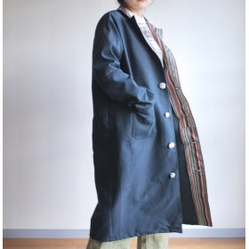 Unisex Men's キモノのSpring Long Jacket (no.130)