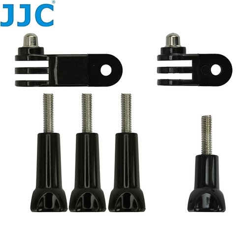 JJC GOPRO攝影機配件GP-J10 多角度調整側向固定座翼型螺絲Hero英雄4黑版3+銀版2極限運動錄影機