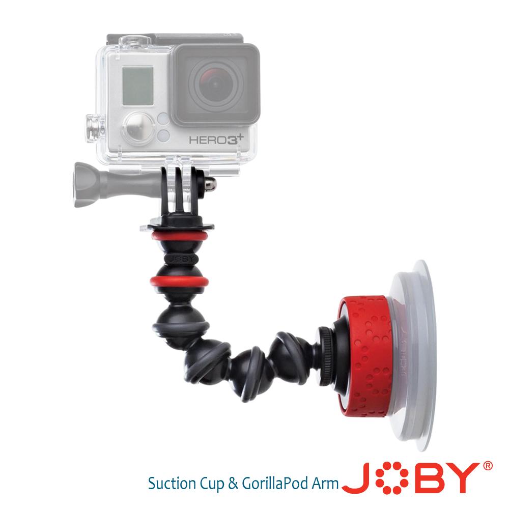 JOBY 強力吸盤金剛爪臂 Suction Cup & GorillaPod (JB38)