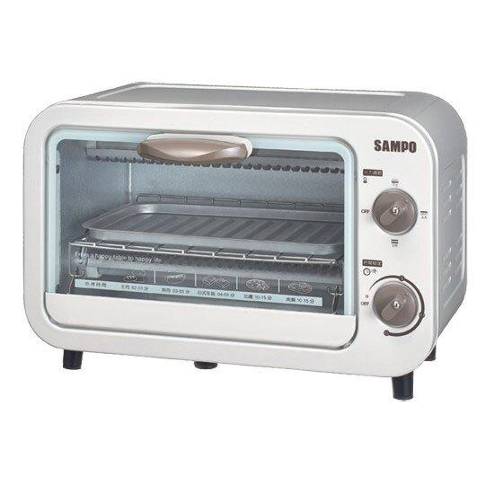 聲寶 SAMPO 9公升 烤箱 KZ-PA09