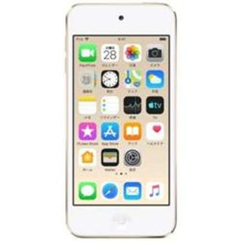 【2019年モデル 第7世代】iPod touch 128GB ゴールド MVJ22JA