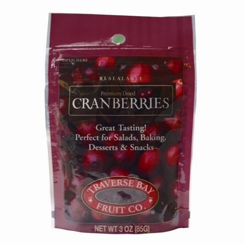 特拉佛斯天然蔓越莓乾(85g/包) x7包