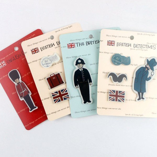 [台灣出貨] 英國倫敦風格胸針 徽章 胸章 英倫風 倫敦風 飾品