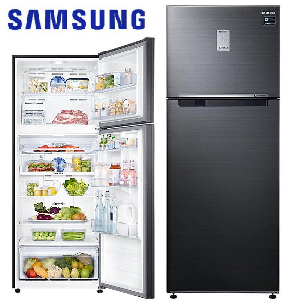 SAMSUNG 三星 RT46K6239BS/TW 冰箱 456L 雙循環雙門系列 魅力灰