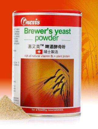 喜又美 瑞士啤酒酵母粉400g  團購價買12罐送1罐
