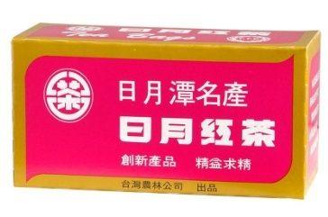 台灣農林 日月潭名產 日月紅茶 2.4gx25包/盒