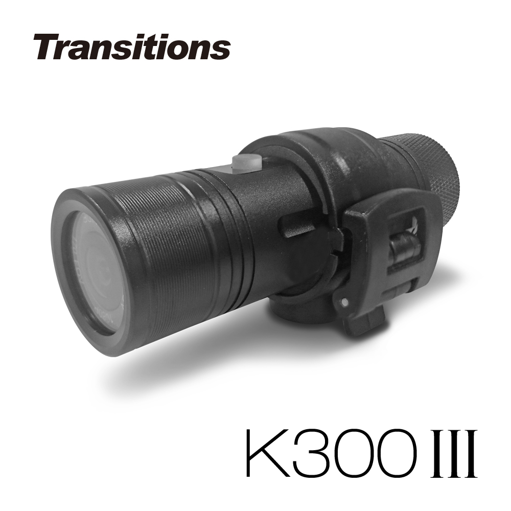 ★快速到貨★全視線 K300 III 超廣角170度防水型1080P 極限運動 機車行車記錄器