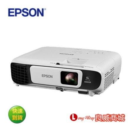 白色亮度/彩色亮度3600流明,WUXGA 支援垂直/水平30度梯形修正功能 3LCD色彩最細膩