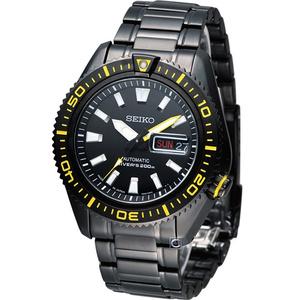 SEIKO 精工 Mechanical 專業潛水運動機械錶 4R36-02Z0SD SRP499J1