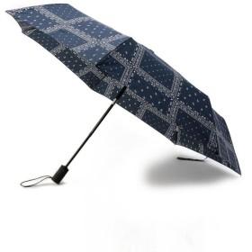 シップス KIU: ASC UMBRELLA 折り畳み傘 メンズ ダークブルー ONESIZE 【SHIPS】