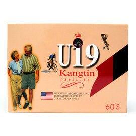 U-19 康挺軟膠囊 60粒/盒◆德瑞健康家◆